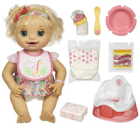 american baby alive potty baby doll baby alive learns to potty by hasbro 1 on