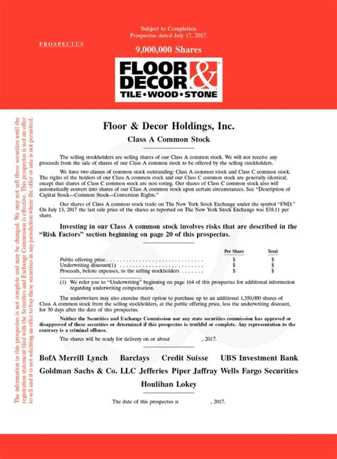 top 28 floor and decor ipo floor and decor ipo 2017 thefloors co floor and decor ipo