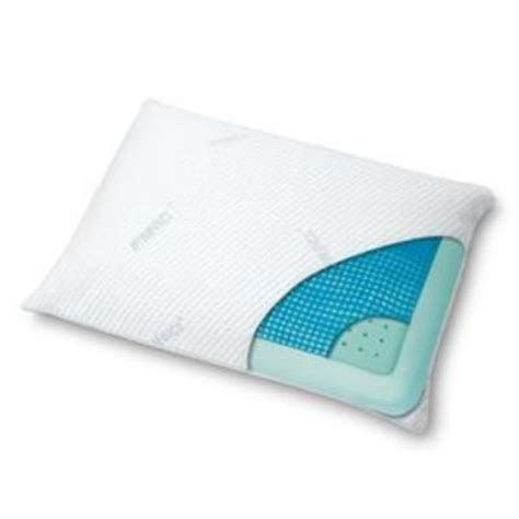 homedics pillow rx cool gel comfort reviews