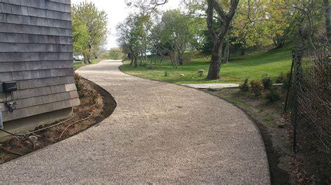 htons driveway construction contractors gravel