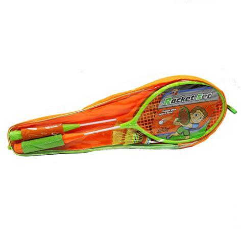 Raket Badminton Mainan Plastik badminton 231 antalı raket set oyuncak tenis malzemeleri gittigidiyor da 281253193