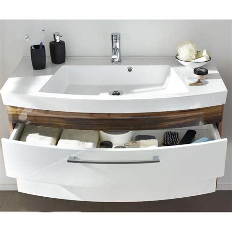 Badezimmer Waschtisch by Badezimmer Waschtisch Spiegelschrank Set Rimao 02 Hoch