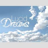 Lucid Dreaming ...