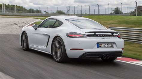 Porsche 718 Cayman by Porsche 718 Cayman Review 2018 Entry Level Magic Car