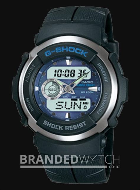 Jam Tangan Pria Diesel Dz7350 Four Time Zone casio g shock g 300 2avdr black silver brandedwatch co id