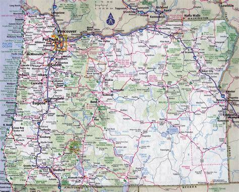 united states of america oregon map oregon map map MEMES