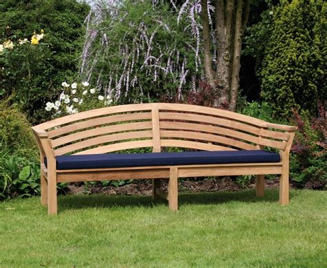 4 seater garden bench cushion salisbury garden 4 seater bench cushion
