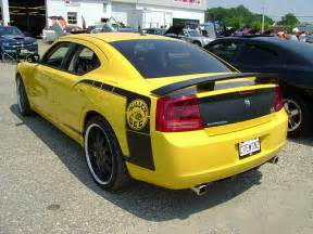 Dodge Killer Bee 2007 Dodge Charger R T I Liked The Quot Killer Bee Quot Badge