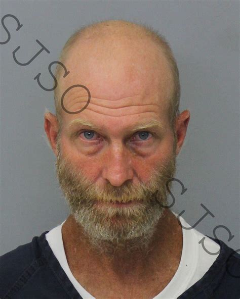 Johns County Arrest Records David Wayne Jones Inmate Sjso17jbn002539 St Johns County