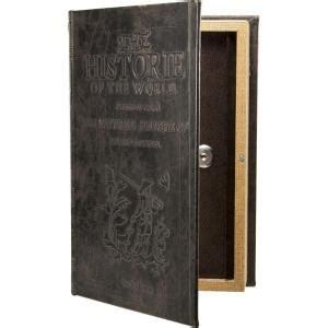Key Lock Box Home Depot by Barska 0 06 Cu Ft Steel Antique Book Lock Box Safe With