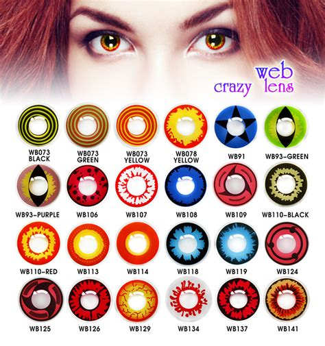 rainbow colored contacts yearly eye contacts color rainbow contact lenses