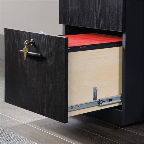 sauder via 2 drawer file cabinet sauder via 2 drawer file cabinet in bourbon oak