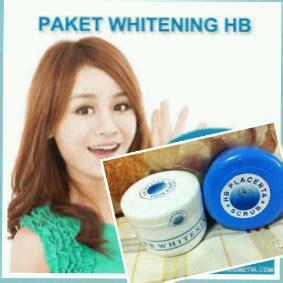 Hb Whitening Dokter hb whitening original sanlee beautycare