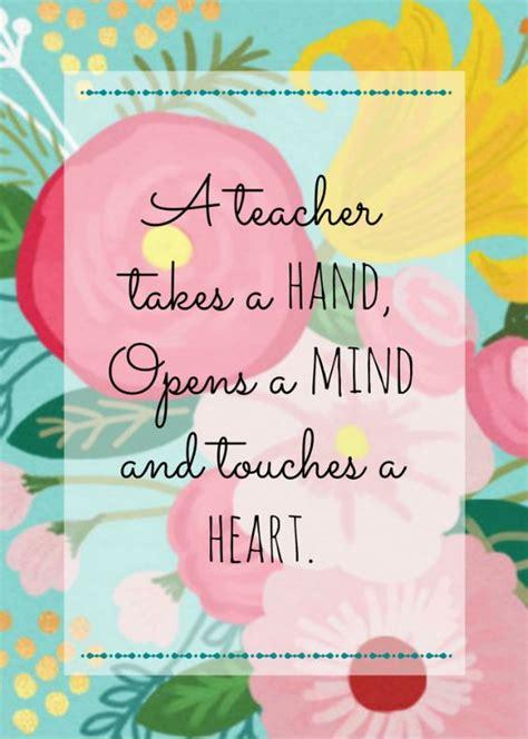 printable quotes education teacher appreciation free printables teaching teacher