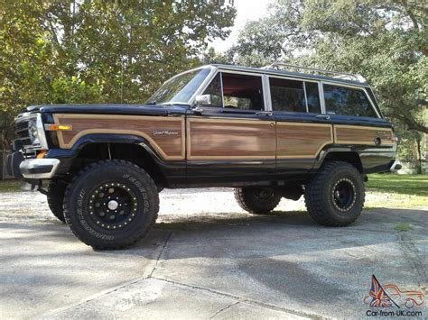 wagoneer jeep lifted truck jeep wagoneer classic