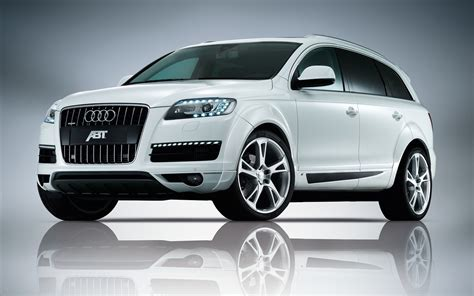 Audi G7 2010 Abt Audi Q7 3 Tdi 3 Wallpapers Hd Wallpapers