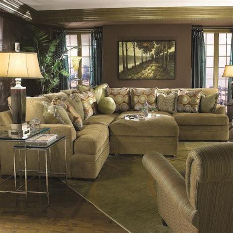 huntington sectional sofa huntington house 7100 casual contemporary l shape