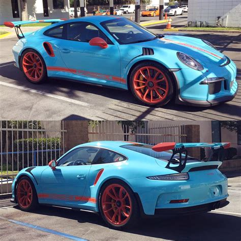 gulf porsche 911 unspoken gulf livery on porsche 911 gt3 rs pdk is freaking