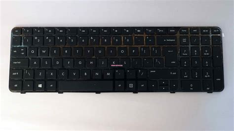 Keyboard Hp Pavilion G6 2000 laptop replacement keyboard with frame for hp pavilion g6 2000 series