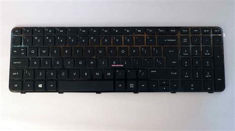 Keyboard Laptop Hp Pavilion G6 laptop replacement keyboard with frame for hp pavilion g6