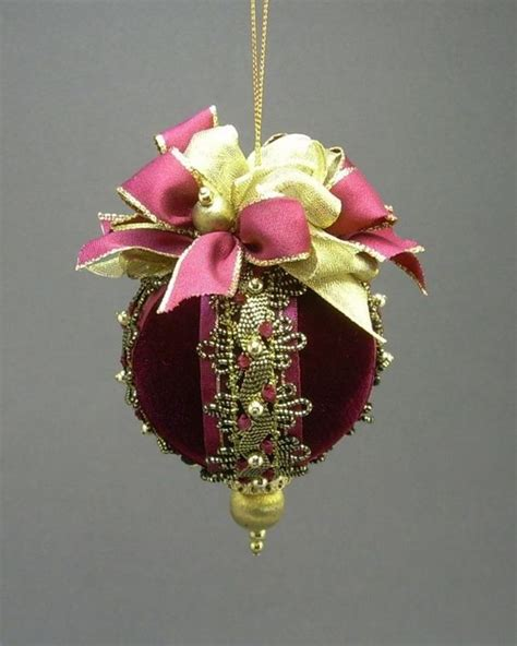 Handmade Balls Ornaments - beaded ornaments handmade style