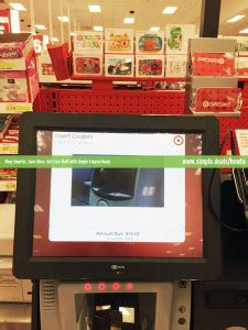 how to use self checkout at target simple coupon deals - Gift Card Self Checkout