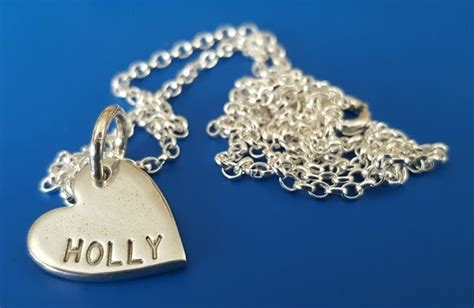 Personalised Handmade Jewellery - the brick castle guru company personalised handmade