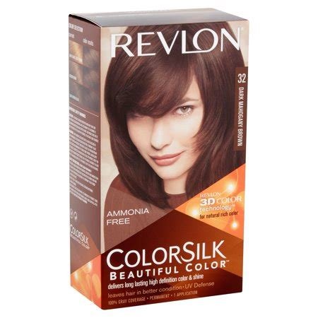Revlon Hair Color revlon 174 colorsilk beautiful color permanent liquid hair