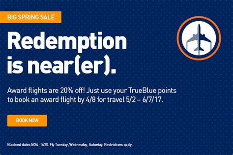 Jetblue Gift Card For Sale - jetblue award flight fare sale promotion get up to 20 off