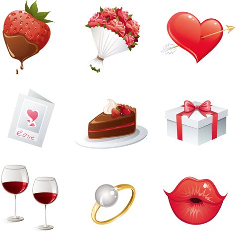 free valentines vectors free vector がらくた素材庫 バレンタインデーのハート素材 day
