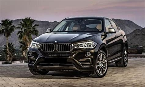 bmw crossover price 2017 bmw x6 m price release date series crossover pictures
