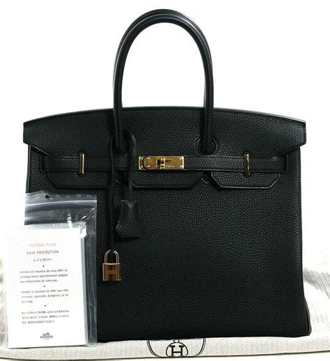 Fashion Paseo Combi Colour Togo Leather Hardware Black Free Gantungan herm 232 s black togo leather 35 cm birkin bag gold hw at 1stdibs
