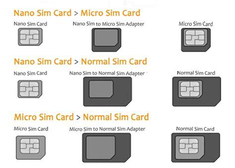How To Make Micro Sim From Usual Sim Card Template by Micro Sim To Nano Sim
