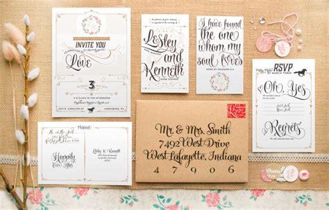 diy wedding invitations layered rustic wedding invitations kentucky derby