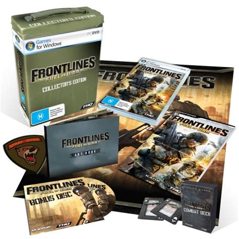 Kaos Pacific Pacific 14 frontlines fuel of war exclusive oz collector s edition