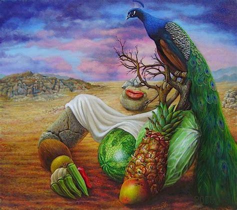 imagenes abstractas surrealistas surrealismo arte al oleo pintura de mujeres pinterest