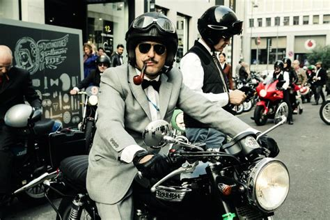 Kaos The Distinguished Gentlemans Ride 2015 the distinguished gentleman s ride