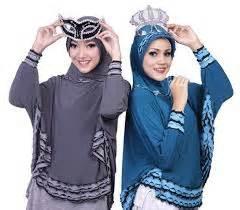 Baju Bodo Pakai Jilbab jilbab lengan aneka jilbab
