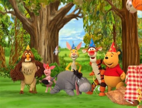 the book of pooh a for eeyore the book of pooh happy tailiversary