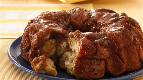 monkey bed grands 174 monkey bread recipe from pillsbury com