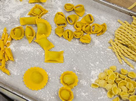 Handmade Pasta Shapes - the 10 pasta commandments with chef michael white