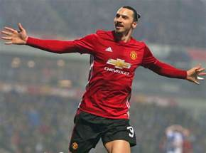 Zlatan Ibrahimovic Zlatan Ibrahimovic Alan Smith Bigs Up Manchester United