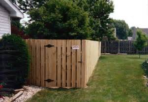 Wood privacy fence and gates superior fence inc custom vinyl