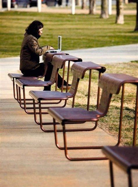 Kursi Rotan Di Bandar Lung desain kursi taman unik dan artistik dari seluruh dunia