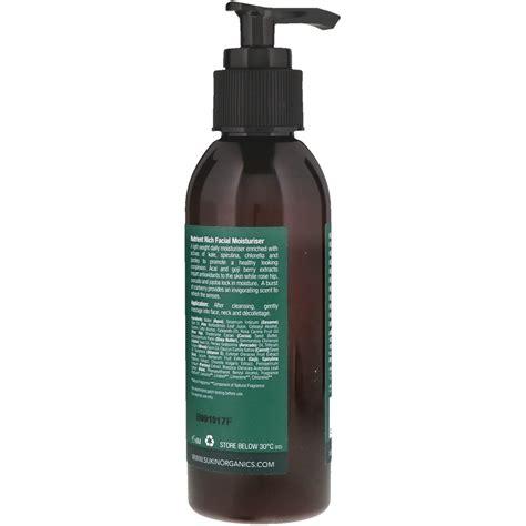 Sukin Moisturiser 125 Ml sukin greens nutrient rich moisturiser 4