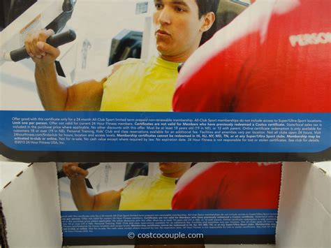 24 Hour Fitness Gift Card - 1 year membership 24 hour fitness gordmans coupon code
