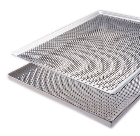 Kitchen Cutting Knives demarle aluminum perforated baking sheet tray 26 quot x 18 quot