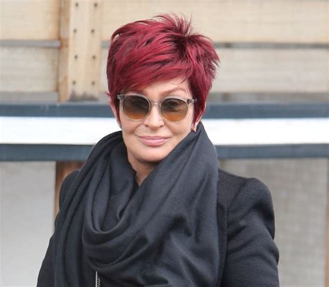 how to get osbournes haircolor back of sharon osbourne hairstyles short hairstyle 2013
