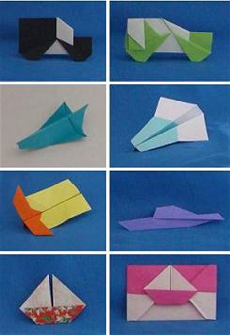 Origami Vehicles - origami space shuttle glider pics about space