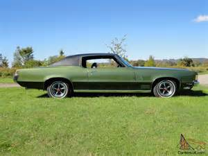 Pontiac Grand Prix Sj For Sale 1970 Pontiac Grand Prix Sj Original Owner Ordered